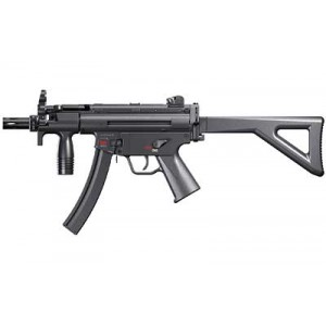 "Umarex Mp5 K-pdw, .177 Caliber Bbs, 7"" Barrel, Black, 40rd, 400 Feet Per Second 2252330"