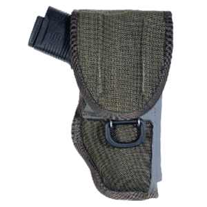 "Bianchi 14871 Universal Military Holster UM84R Fits up to 2.25"" Belts Olive Drab - 14871"