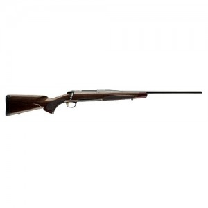 """Browning X-Bolt Medallion .338 Winchester Magnum 3-Round 26"""" Bolt Action Rifle in Blued - 35200231"""