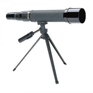 "Bushnell Sportsview 17.4"" 15-45x50mm Spotting Scope in Black - 781545"
