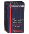 Fiocchi 22FWMA Pistol 22 Win Mag Jacketed Soft Point 40 GR 50Box/40Case