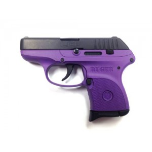 """Ruger LCP Lady Lilac .380 ACP 6+1 2.75"""" Pistol in Blued - 3725"""
