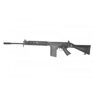 "DS Arms FAL .308 Winchester/7.62 NATO 20-Round 21"" Semi-Automatic Rifle in Black - SA5821CRU-A"