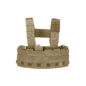 5.11 Tactical Tactec Chest Rig Hold (6) Magazines Sandstone 56061