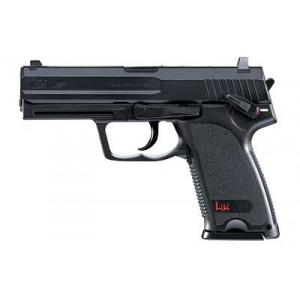 Umarex H&k Usp, .177 Bb, Black, 11rd, 360 Feet Per Second 2252300