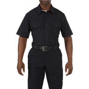 5.11 Tactical PDU Class A Men's Uniform Shirt in Midnight Navy - 2X-Large