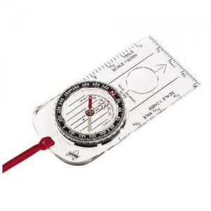 Silva Compass w/Extended Base Plate 2801030