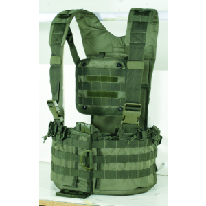 Chest Rig Color: OD Green