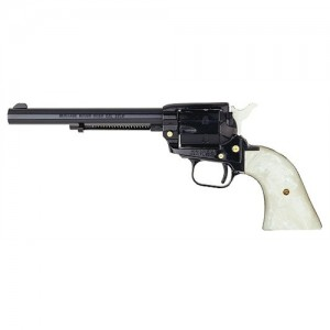 """Heritage Rough Rider Small Bore .22 Long Rifle 6-Shot 6.5"""" Revolver in Blued - R22MB6PRL"""