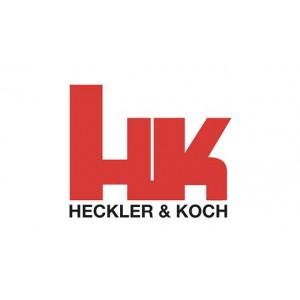 """Heckler & Koch (HK) USP45 Compact (V1) .45 ACP 8+1 3.58"""" Pistol in Stainless - 704531-SS"""