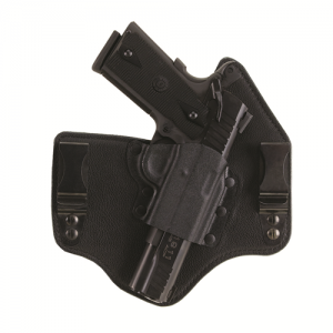 "Galco International KingTuk Left-Hand IWB Holster for Smith & Wesson M&P in Black (5"") - KT473B"
