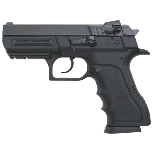 """Magnum Research Baby Desert Eagle .40 S&W 10+1 3.93"""" Pistol in Polymer (II) - BE9400RSL"""
