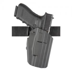 "Safariland 579 GLS Pro-Fit Right-Hand Belt Holster for FN Herstal FNS 40 in STX Plain Black (4"") - 579-283-411"