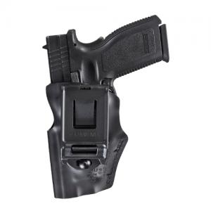 "Safariland Range Series Right-Hand Belt Holster for FN Herstal FNS 40 in Black (4"") - 5197-266-411"