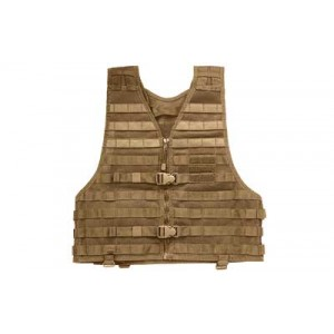 5.11 Tactical Tactical Vest in Flat Dark Earth - 2X-Large