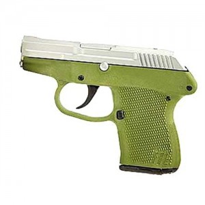 "Kel-Tec P-3AT .380 ACP 6+1 2.75"" Pistol in Hard Chrome - P3ATHCGN"