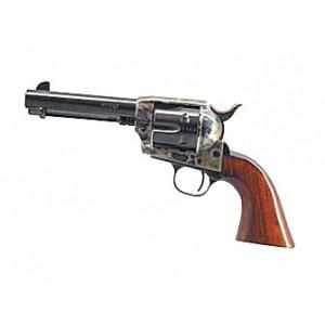 """Cimarron Mod P.45 Long Colt 6-Shot 4.75"""" Revolver in Blued - MP410"""