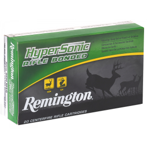 Remington .300 Remington Ultra Magnum PSP Interlock Boat Tail, 180 Grain (20 Rounds) - PRH300UM4