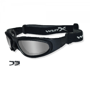 Wiley X - SG-1 Frame Only, Matte Black W/ Accessories