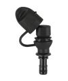 HydroLink HydroLock Replacement Bite Valve Assembly Black