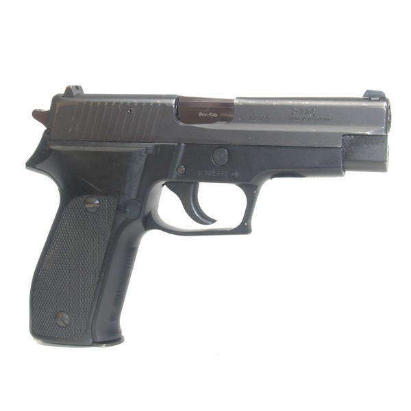Pre-Owned (West German) Sig Sauer P226 9mm 15-Round Semi-Automatic Pistol