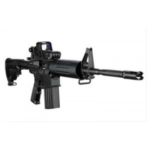 "DPMS Panther Arms LR-308 AP4 .308 Winchester/7.62 NATO 19-Round 16"" Semi-Automatic Rifle in Matte - RFLRAP4-4R"