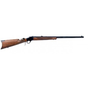 """Winchester 1885 .45-70 Government High Wall Trad. Hunter 11-Round 28"""" Lever Action Rifle in Gloss Blue - 534197142"""