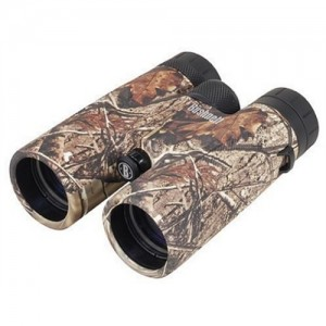 Bushnell Realtree All Purpose Camo Powerview Binoculars w/Bak 7 Roof Prism 141043