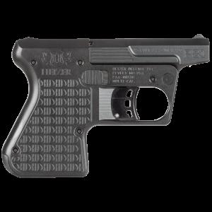"""Heizer Defense PS1 .45 Colt/.410 Gauge 1+1 3.5"""" Pistol in Black (Pocket Shotgun) - PS1BLK"""