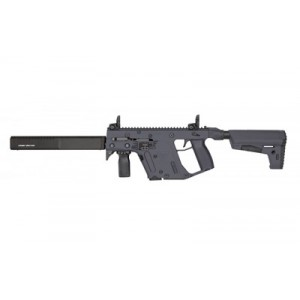 "Kriss VECTOR CRB Enhanced 9mm Gen II 33-Round 16"" Semi-Automatic Rifle in Combat Grey - KV90-CCG23"