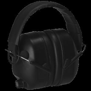 Radians 430EHP 430 Electronic Earmuff 27 dB Black