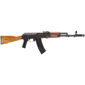 "Century Arms AK-47 Sporter 5.45X39 30-Round 16.3"" Semi-Automatic Rifle in Black - RI2148X"