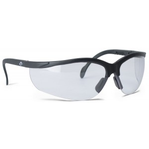 Walkers Game Ear GWPCLSG Shooting Glasses Eye Protection Clear