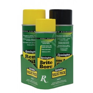 Remington Brite Bore Value Pack Cleaning Kit 3 Pack 18156