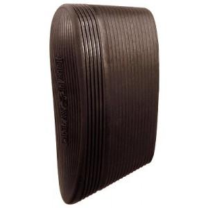 Limbsaver Slip On Medium Black Rubber Recoil Pad 10547