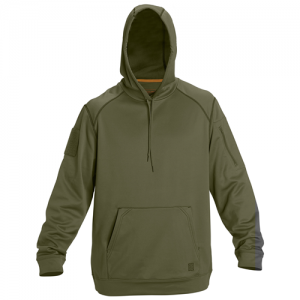 5.11 Tactical Diablo Men's Pullover Hoodie in Fatigue - Medium