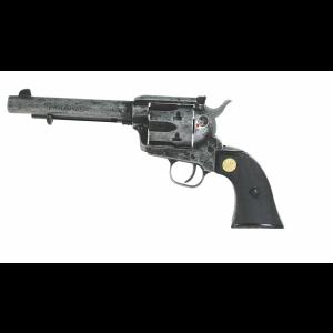"Citadel 1873 Standard.22 Long Rifle/.22 Winchester Magnum 6-Shot 5.5"" Revolver in Antique - PCR1873225AP"