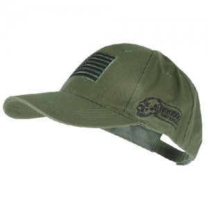 Voodoo Tactical Cap in O.D. Green - One Size Fits Most