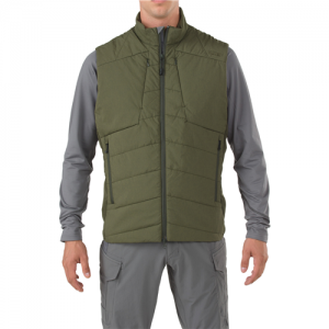 5.11 Tactical Cargo Vests in Sheriff Green - Medium