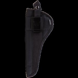 "Bulldog FSN33 Extreme Sz 33 Most Compact Autos 3""-4"" w/Oversized Mag Black Nylon - FSN33"
