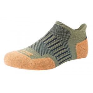 5.11 Tactical Recon Ankle Socks Large/Extra Large Fatigue 10010