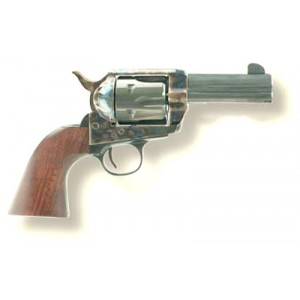 """Cimarron Frontier .45 Long Colt 6-Shot 3.5"""" Revolver in Blued - PP346"""