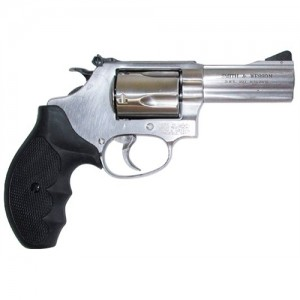 "Smith & Wesson 60 .357 Remington Magnum 5-Shot 3"" Revolver in Satin Stainless - 162430"