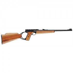 "Browning Buck Mark Sporter .22 Long Rifle 10-Round 18"" Semi-Automatic Rifle in Blued - 21026102"