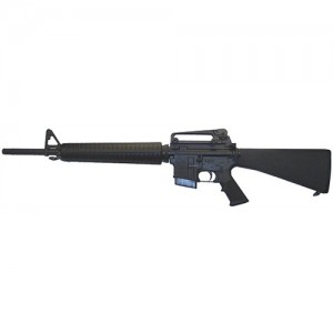 "Colt Match Target HBAR .223 Remington/5.56 NATO 9-Round 20"" Semi-Automatic Rifle in Black - MT6700"