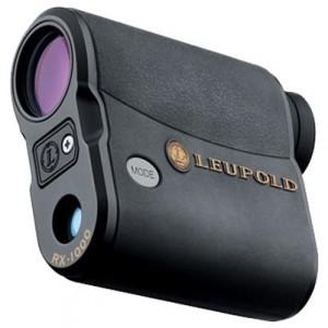 Leupold & Stevens RX 1000i 6x Monocular Rangefinder in Black - 112178
