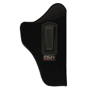 "Uncle Mike's Inside The Pants Right-Hand IWB Holster for Medium/Intermediate Double Action Revolvers in Black (4"") - 8902"