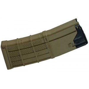 Lancer Magazine, L5 Advanced Warfighter, 223 Rem, Fits Ar Rifles, 30rd, Flat Dark Earth 999-000-2320-07