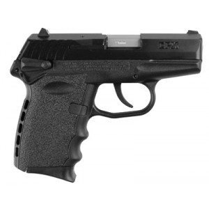 """SCCY CPX-1 9mm 10+1 3.1"""" Pistol in Black (Carbon) - CPX1CB"""