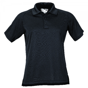 5.11 Tactical Performance Women's Short Sleeve Polo in Dark Navy - Large